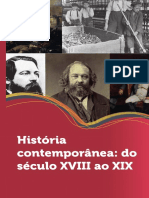 livro história contemporanea