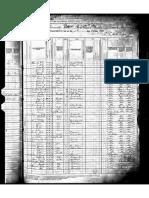 1880 Census Robert S. Lee