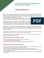 Modelo Minnesota COMPLETO