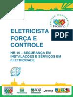 Eletricista Força e Controle_Capa NR10