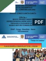 CIPA NO. 1 PDM TUCHIN - CORDOBA 2020-2023