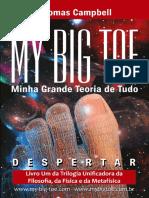 Minha Grande Teoria de Tudo_ DESPERTAR_ PA - Campbell, Thomas