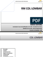 Rm Col Lombar