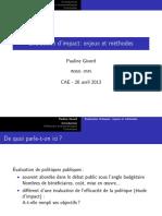 Givord_EvaluationDImpact