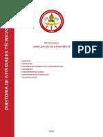 SINALIZACAO-DE-EMERGENCIA - Corpo de bombeiro MA