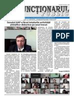 Ziarul Funcționarul public nr. 5 (594) martie 2021