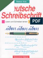1suss Harald Deutsche Schreibschrift Lesen Und Schreiben Lern