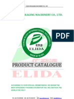 ELIDA products catalogue