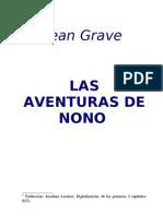Las aventuras de Nono - Jean Grave