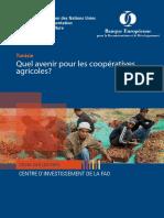 FAO - Quel Avenir Pour Les Coopératives en Tunisie