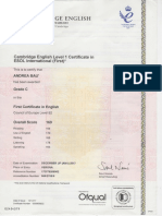 certificazione b2 inglese asfg th wty
