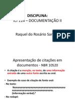 2019_SlidesICI 114 – Documentação II - Citação