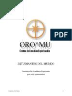 Oro Mu Libro Estudiantes Del Mundo Actualizado