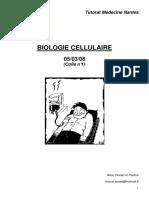 Biologie Celluliare 2008