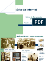 História da internet