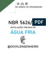 RESUMÃO_NBR_5626_ÁG_FRIA