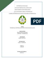 Tendencias históricas de la educación en Panamá. Lidia Castro