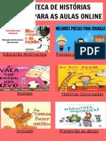 Biblioteca Completa Clicável