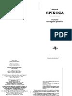 Spinoza Tratado Teologico-politico