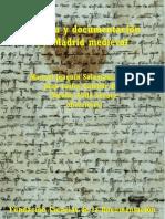 Historia y Documentación del Madrid Medieval