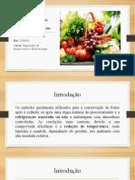 Coberturas Comestíveis Protetoras Em Frutas