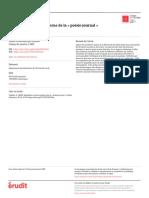 Article Baudelaire Poésie Journal