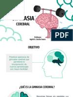 PPT Gimnasia cerebral.