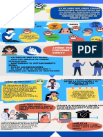 Azul y Blanco Limpio y Corporativo Covid-19 Salud Infografía [Tamaño Original]