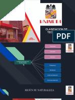 CLASIFICACION DE TECNOLOGIAS