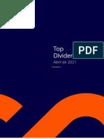 Carteira Top 20 Dividendos