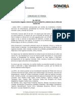 25-04-21 Se pronostica llegada a Sonora del nuevo frente frío y efectos de un vórtice de núcleo frío