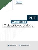CHECKLIST DO PODER
