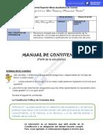 4. FICHA 4 MANUAL DE CONVIVENCIA