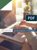 Guía Plataforma Canvas_participantes Taller EAC BBVA