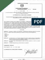 Manual de Funciones y Competencias Personal Militar Fac