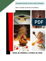 Manual - Iniciação às Técnicas de Pastelaria  (1)
