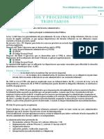 1 Parcial Procesos y procedimientos tributarios