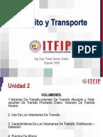 UNIDAD 2 -VOLUMENES-PARTE 1-2020