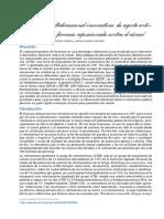 El Fármaco Multidireccional Ivermectina, De Agente Antiparasitario a Fármaco Reposicionado Contra El Cáncer