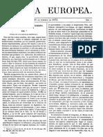 REVISTA EUROPEA.NÚM. 52211 DE FEBRERO DE 1875. El materialismo