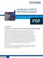 Introduction to IMS-IP Multimedia Subsystem