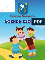 Agenda 2011 Colegio Nazareth