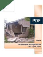 Gongolamboto ADB Report 2011