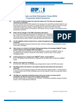 PMP Update and RDS FAQs - Cambio examen PMP