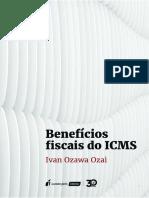 Benefícios ficais do ICMS