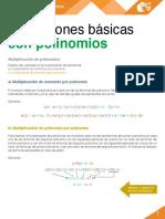 M11 S2 Multiplicacion de Polinomios
