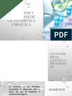 2.2.1 Tecnoética y Bioética