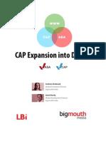 Bigmouthmedia, CAP and ASA in 2011