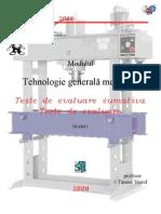 Tehnologie+generala+mecanica_Teste+de+evaluare