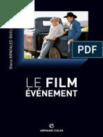 Le film-événement, esthétique, politique et société dans le cinéma américain (D. Gonzalez-Duclert. Armand Colin, 2012)
